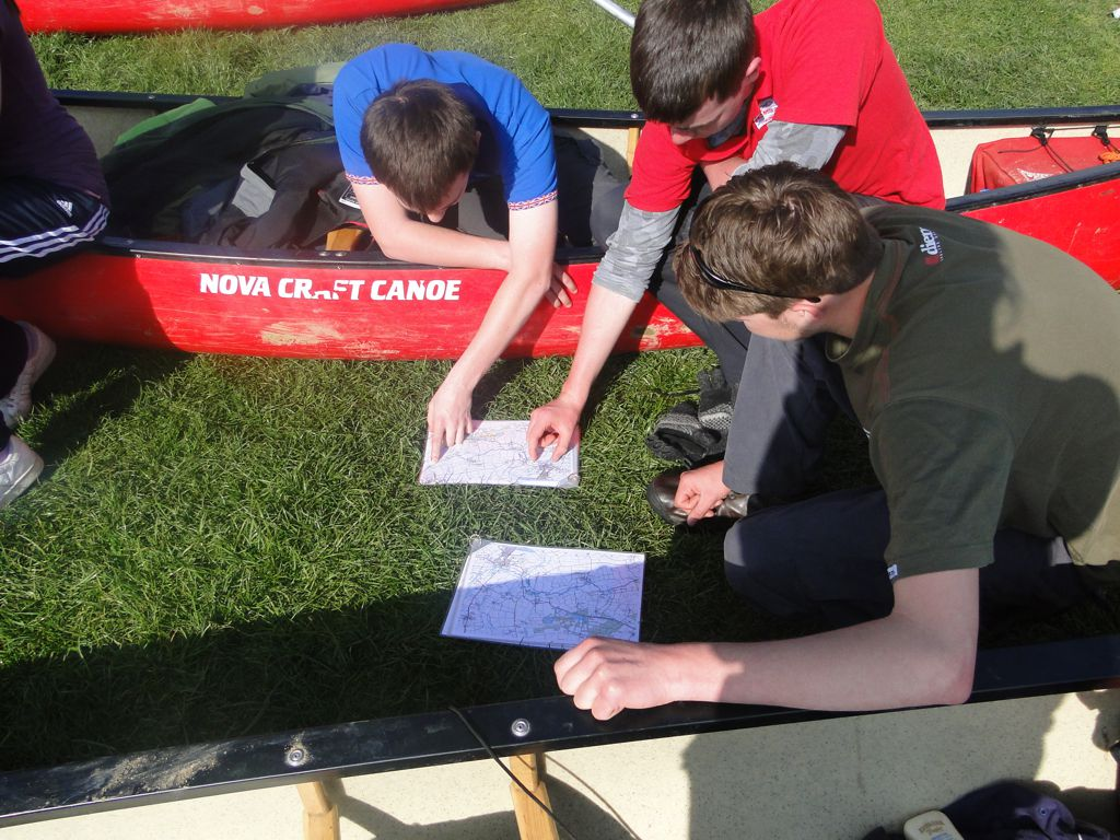Gold Canoe Training & practice only – 14-19 April 2020 – £330 (DOE20-GCP1-T)