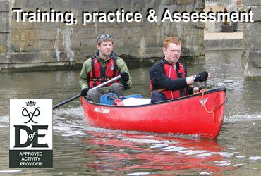 Gold Canoe – 9 -14th April & 7th-11th July '18 (£630)